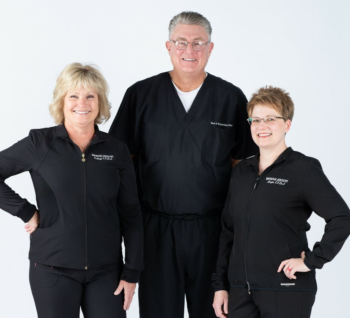 Rupenthal Dentistry Team